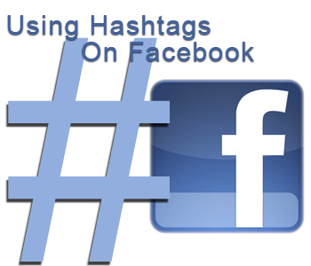 using hashtags on facebook